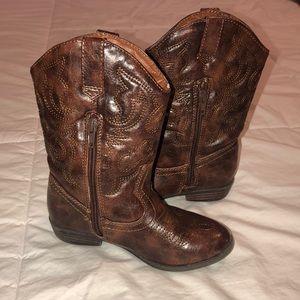Cherokee toddler girls cowboy boots